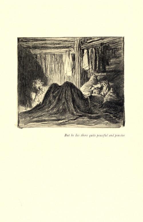 American illustrator Arthur Ignatius Keller (1866-1924) (223 работ)