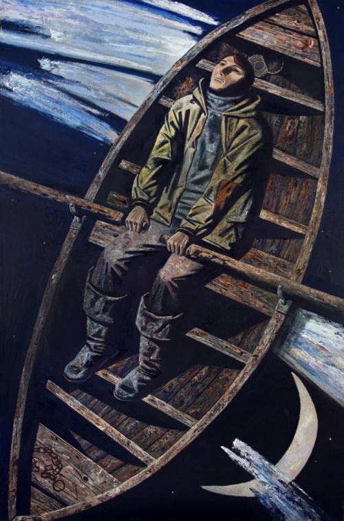 Славянский эпос Андрея Симакова (108 работ)