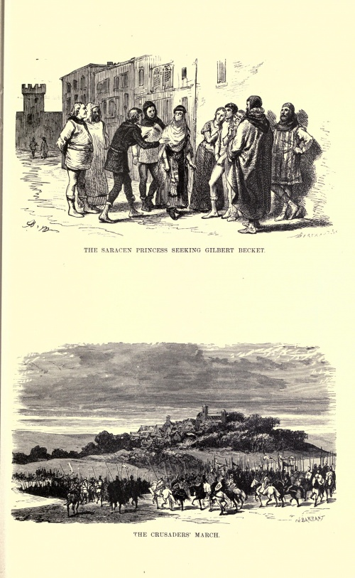 A popular history of England from the earliest times to the accession of Victoria (1876). Volume 1 (60 работ)