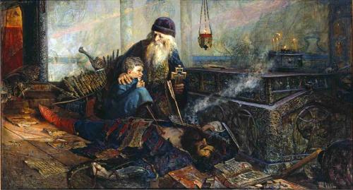 Художник Павел Рыженко (40 работ)
