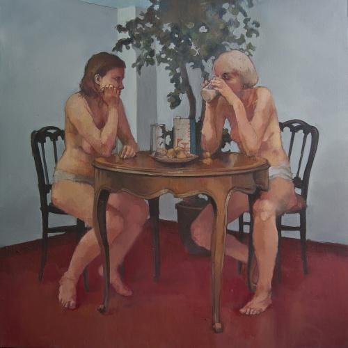 Живопись Alejandro Casanova (30 работ)