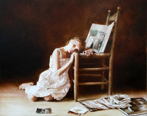 Реалистическая живопись Andrey Zadorine (81 работ)