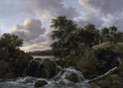 Музей искусств Филадельфии часть - 1 (54 работ)