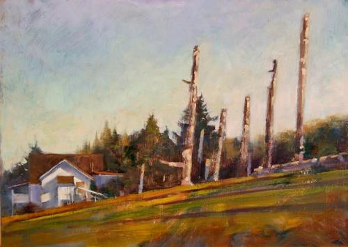 Художник из Канады Brent Lynch (150 работ)