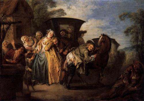 Французская живопись. Архив картин (3069 работ)