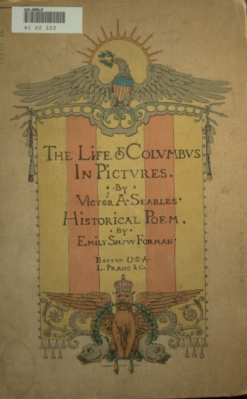 Life of Columbus In Pictures (30 работ)