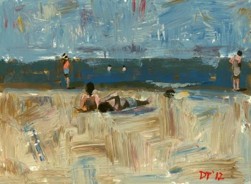 Живопись Darren Thompson (74 работ)