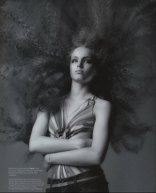 Фотографии профессиональных фотографов - Fashion, гламур, креатив, арт (Часть 10) (238 фото)