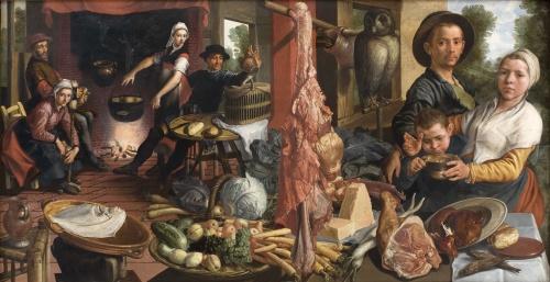 Датская национальная галерея, Копенгаген (СМК) (120 работ)