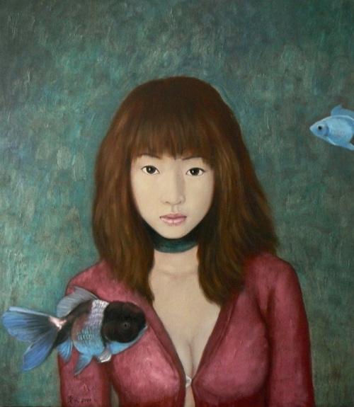 Chen Sky (Chen Mantian) (57 работ)
