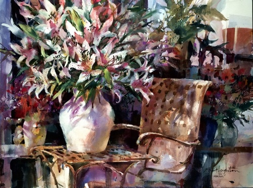 Художник из Канады Brent Heighton (190 работ)