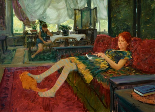 Artworks by David Hettinger (157 работ)