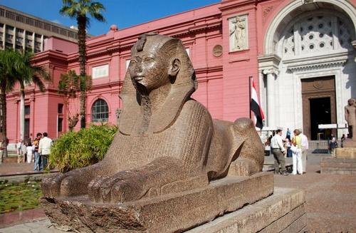 Архитектура Египта (141 фото)