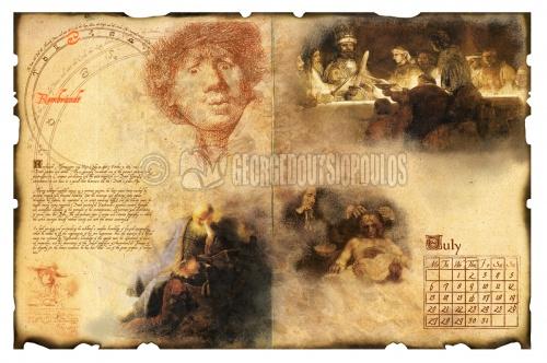 Иллюстратор George Doutsiopoulos (97 работ)