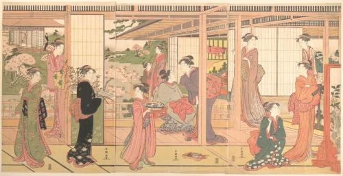 Katsukawa Shuncho (44 работ)