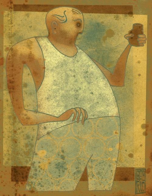Artworks by Gabriel Hernan Ramirez (165 работ)