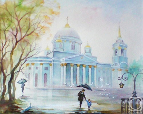 Художник Ходыревская Анна Валентиновна (12 работ)