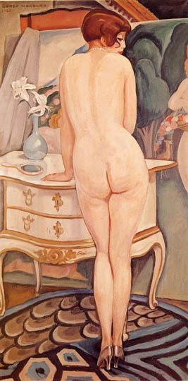 Художник Gerda Wegener (120 работ)