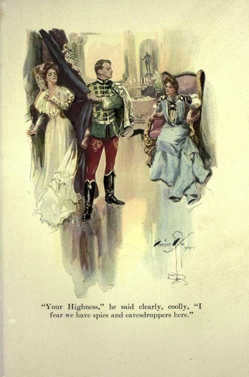 American illustrator Harrison Fisher (1877 – 1934). Часть 1 (28 работ)