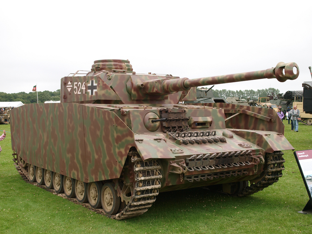 Лучших танков второй мировой войны