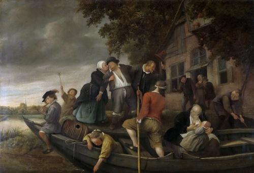 Национальный музей (Амстердам) часть 1 (106 работ)