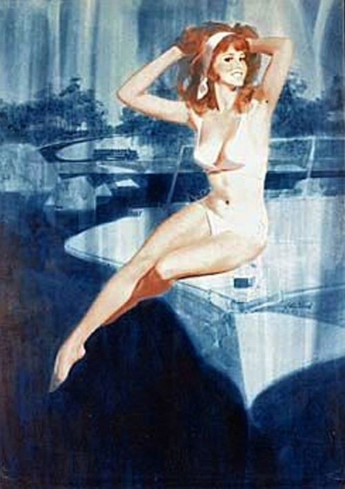 Иллюстратор Mayo Olmstead (18 работ)