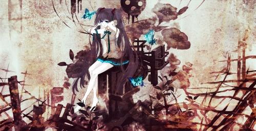 Pixiv Artist - Mirusa (51 работ)