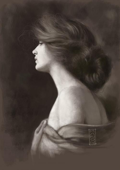 Manon Delacroix - персонажи, карикатуры и шаржи художника из Великобритании (82 работ)