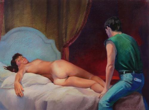 Художник Nigel Van Wieck (85 работ)