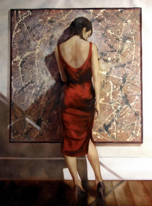 Работы художника Ron DiScenza (45 работ)