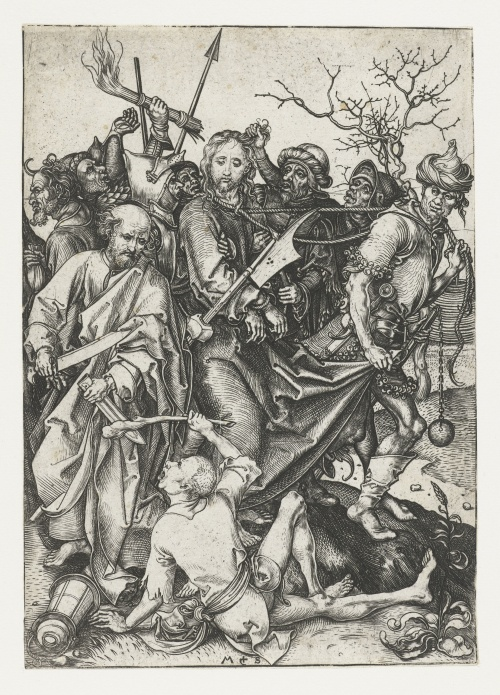 Artworks by Martin Schongauer (100 работ)
