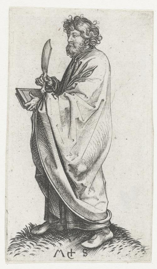 Artworks by Martin Schongauer (100 работ)