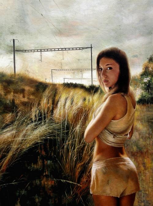 Artworks by Marius Markowski (46 работ)