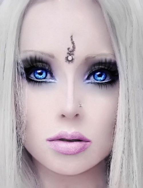 Валерия Лукьянова ( Amatue 21 ) - украинская модель, певица (197 фото)