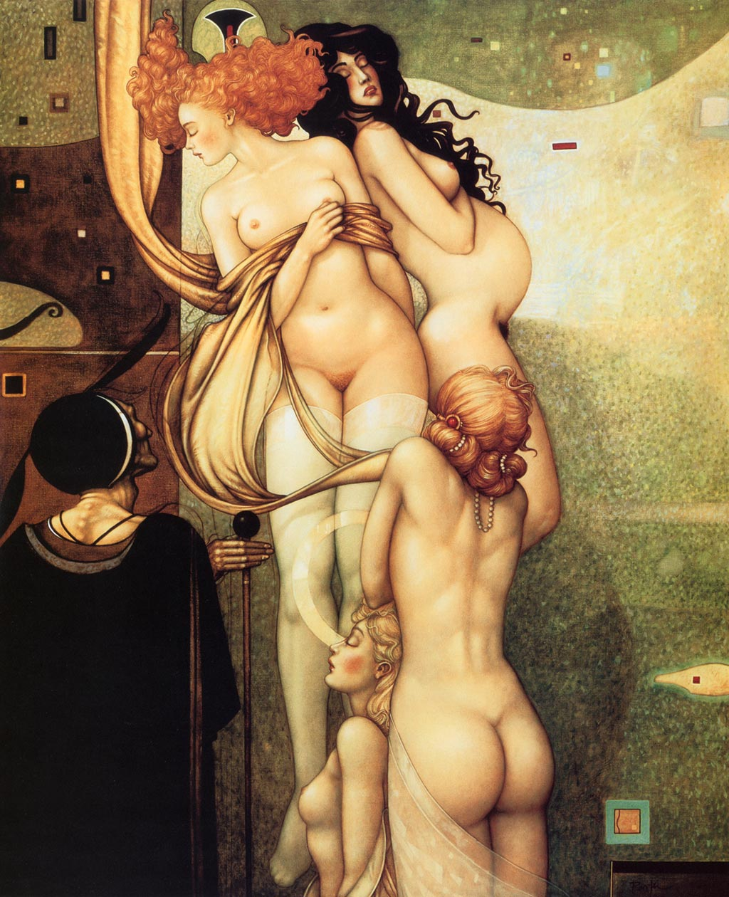 Искусстве эротика галереи в