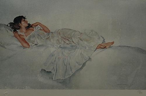 Акварельные работы Sir William Russell Flint (422 работ)