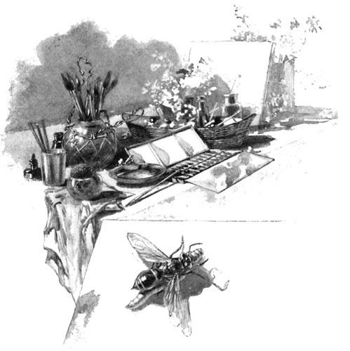 Иллюстратор William Hamilton Gibson (92 работ)