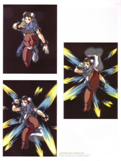 Artbooks - Udon - Art Of Capcom (269 работ)
