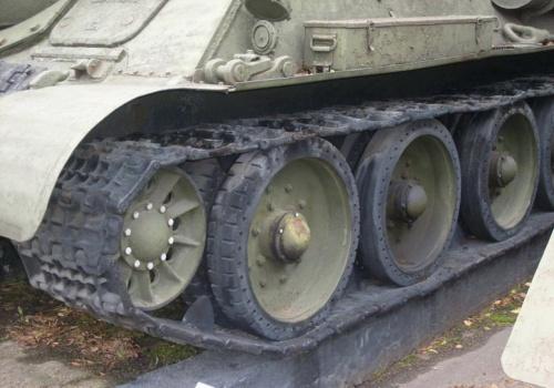 Советская САУ СУ-85 (35 фото)