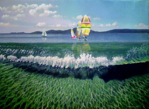 Сергей Пузырченко - Альбом (Картины маслом) (41 работ)