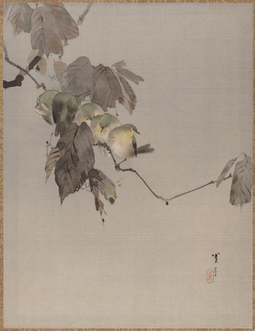 Watanabe Seitei (Japanese, 1851–1918) (24 работ)