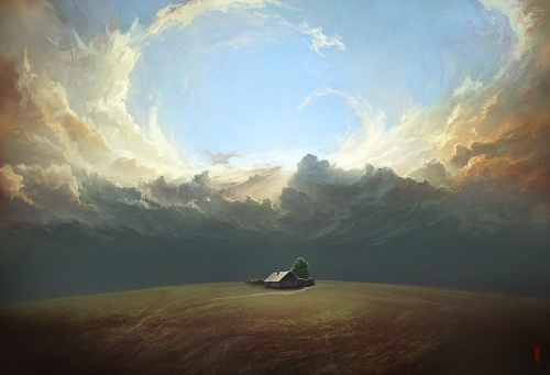 Художник Артем Чебоха (160 работ)