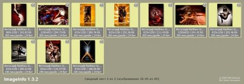 Авторские работы фотографов (Matthew Scherfenberg) (47 фото) (эротика)