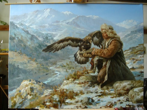 Художник Александр Немакин (55 работ)