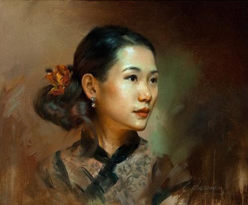 Художник Kun Wang (20 работ)