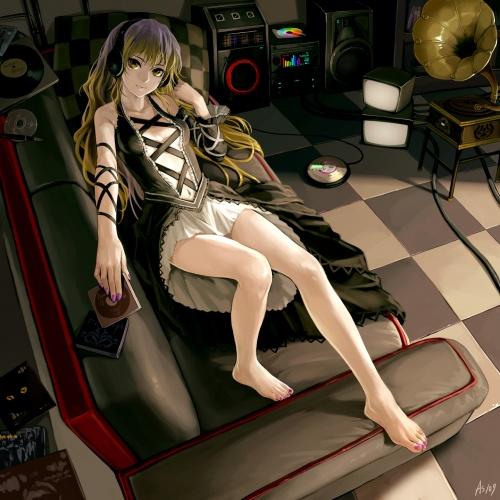 Pixiv Artist - As109 (34 работ)