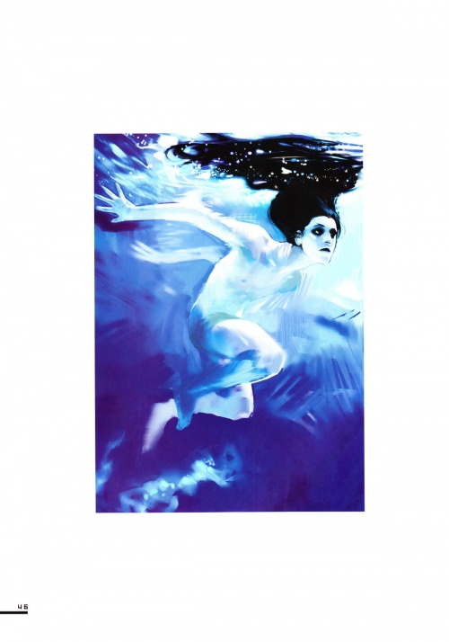 Benjamin Zhang Bin - The First Album artbook (108 работ)