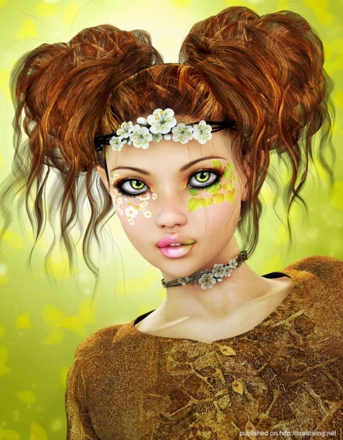 Artworks by Digital Artists # 20 (49 работ)