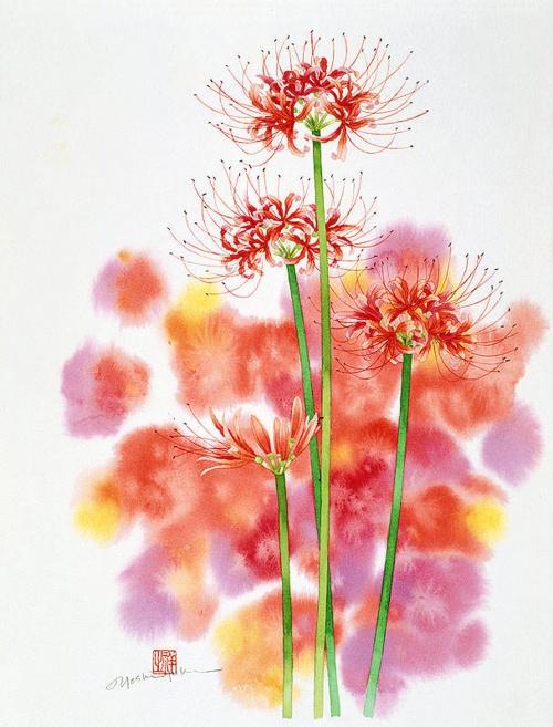 Художник из Японии Есиюки Ибараки (83 работ)