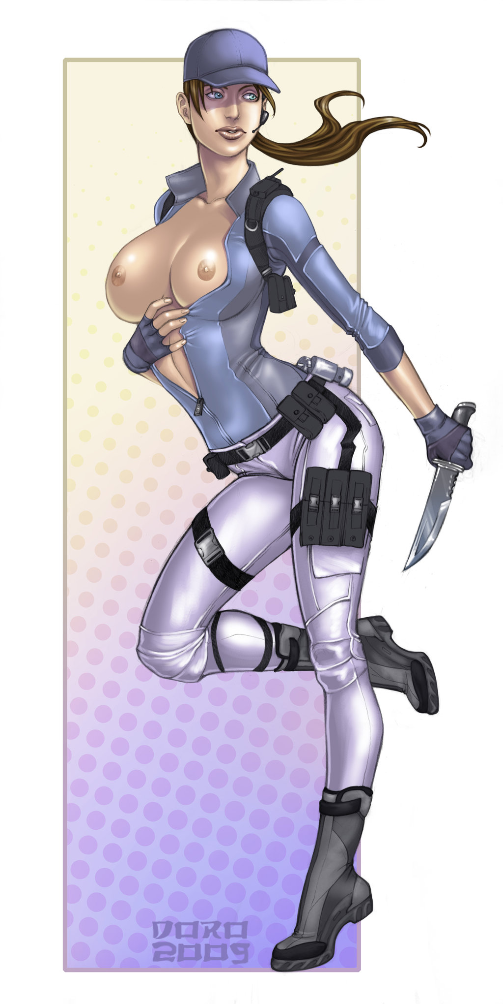 Resident evil artwork porn free hentai scenes